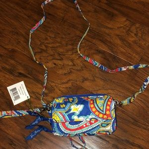 Vera Bradley All in One Cross Body Purse
